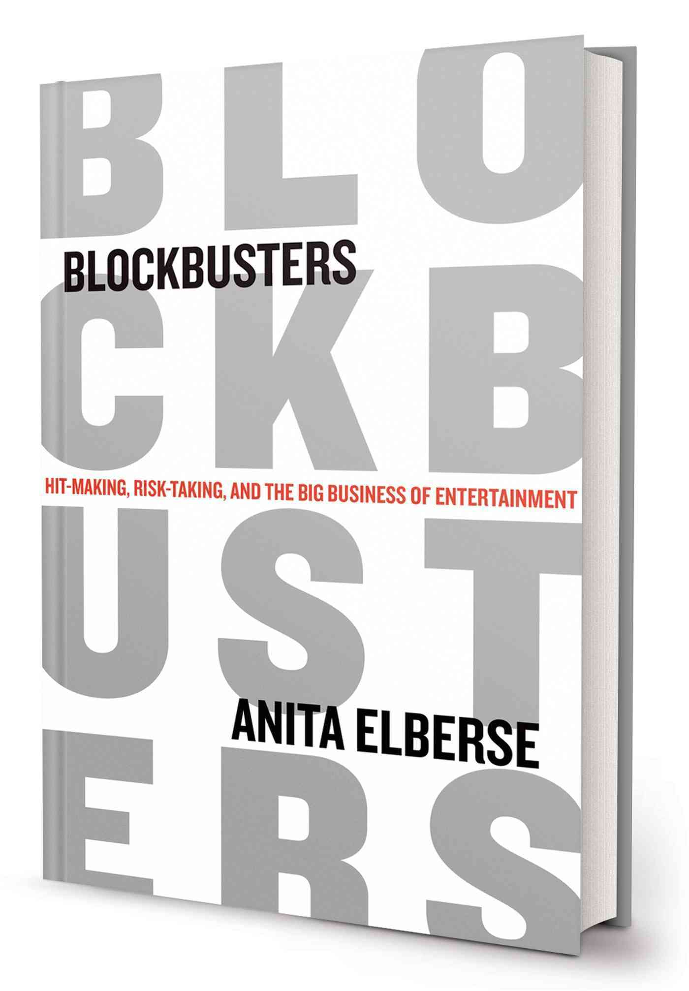 Blockbusters By Elberse, Anita